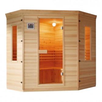 Sauna traditionala de interior WS-24SN, 1840 x 1840 x 2