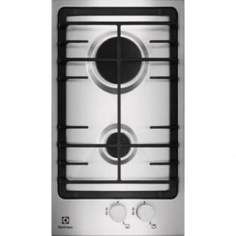Plita incorporabila Domino Electrolux EGG3322NVX, Gaz,