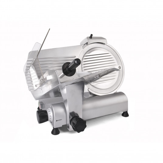 Feliator electric profesional, 250W, lama 30 cm, grosime feliere reglabila 1-14 mm, Hendi Kitchen Line 300