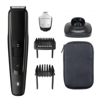 Aparat de tuns barba Philips BT5515/15, 40 de setari, 0