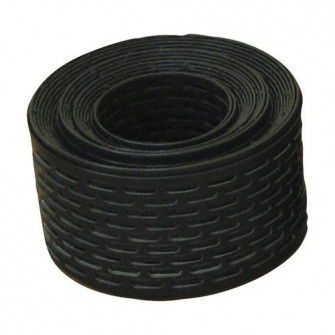 Banda aerisire perforata Roofbond Ac 10 cm negru