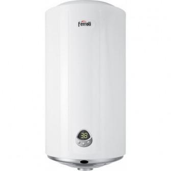 Boiler electric Ferroli TND Plus 100, 1500 W, 100 l, 3
