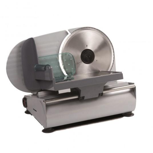 Feliator DOMO DO521S,150 wati, feliere mezeluri, legume, branzeturi, paine reglare manuala intre 0-1.5 cm, inox