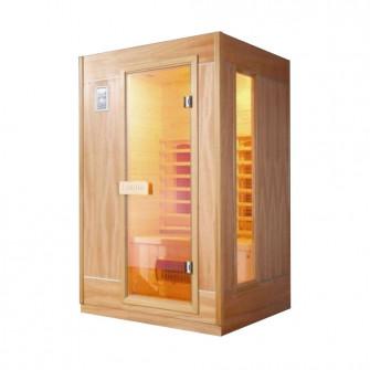 Sauna cu infrarosu WS-120FX, 1200 x 1050 x 1900 mm, cap