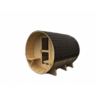 Sauna traditionala MS-SAN2, pentru 4 persoane 250x182x1