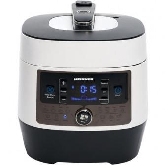 Multicooker cu gatire la presiune Heinner HPCK-6WH, 4.5