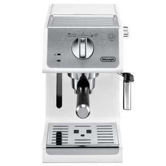 Espressor manual DeLonghi Active line ECP33.21.W, 1100