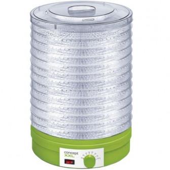 Deshidrator de alimente Concept SO1025, 245W, 12 tavi,