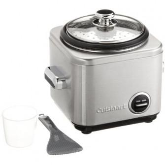 Oala electrica pentru orez Cuisinart CRC400E, 500 W, 52