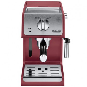Espressor manual DeLonghi Active line ECP33.21.R, 1100