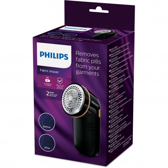 Aparat de curatat scame Philips GC026/80, 8800 rpm, Negru