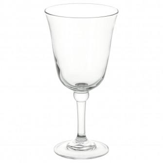 IKEA FRAMTRADA Pahar vin - sticla transparenta