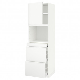 IKEA METOD / MAXIMERA Corp inalt cuptor/micro/usa/3 ser