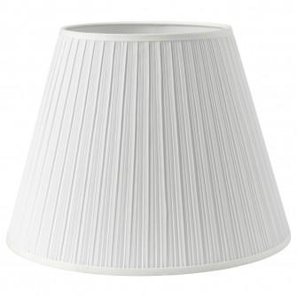 IKEA MYRHULT Abajur, alb, 42 cm
