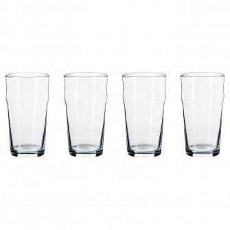 IKEA OMFATTANDE Pahar bere - sticla transparenta