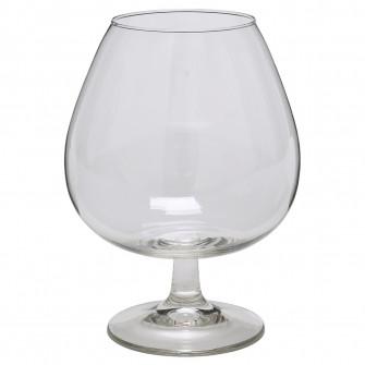 IKEA OPTIMAL Pahar coniac, sticla transparenta, 75 cl