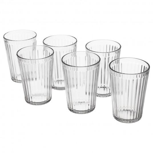 IKEA VARDAGEN Pahar - sticla transparenta