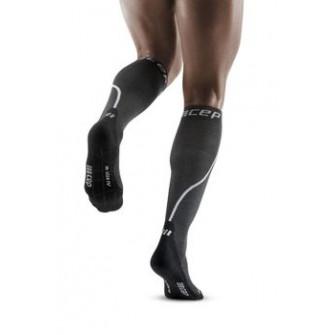 Sosete Barbati CEP winter run socks