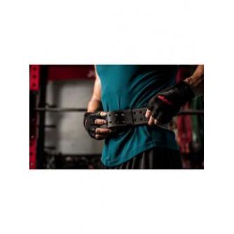 Curea pentru halterofili 4 padded leather belt