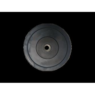 Disc cauciucat 2,5-5 kg diam - 31,5 mm