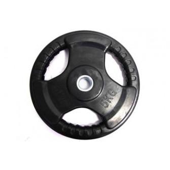 Disc cauciucat 1,25-25 kg diam-51,5 mm