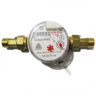 Contor de apa calda CD SD 15