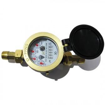 Contor de apa rece CD TRP D15